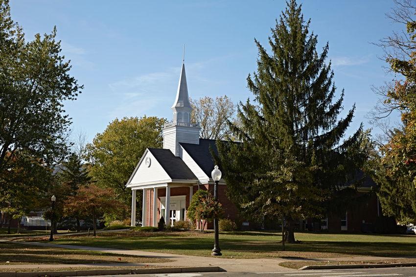 Richardson Chapel and Napolitan Student Center