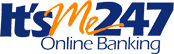 Image of the Its me 247 banking logo