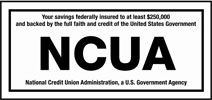 Logo for NCUA