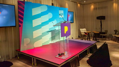 Podium & Stage Graphics