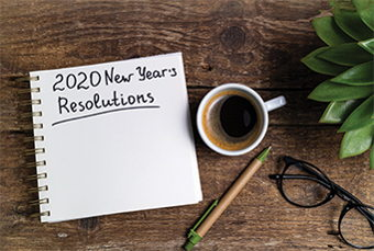 Image for What's Your New Year's Resolution?