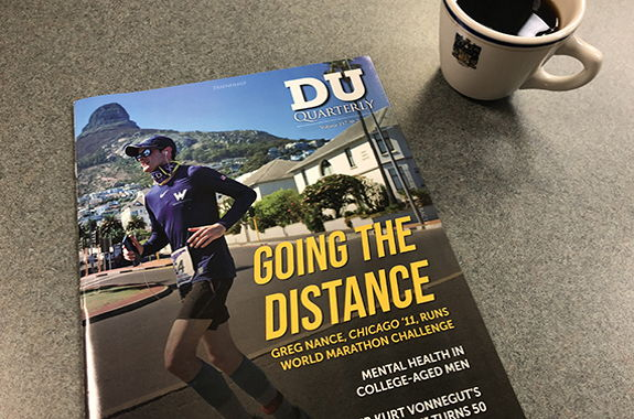 Image for Stay on the DU Quarterly Mailing List