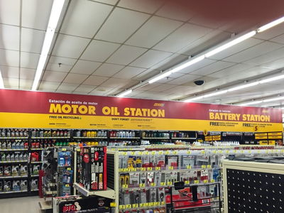 Advance Auto Parts Decor