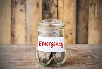 Image for Emergency Funds: For When the Unexpected Happens