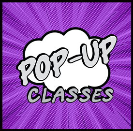 Image for POP-UP CLASSES