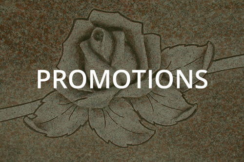 Image for Current Promotions