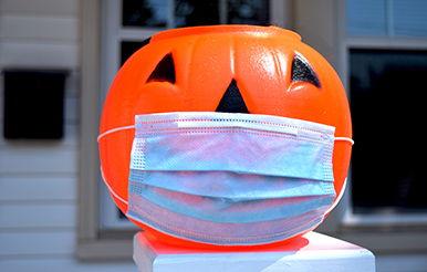 Image for Lower-Risk Halloween Activities