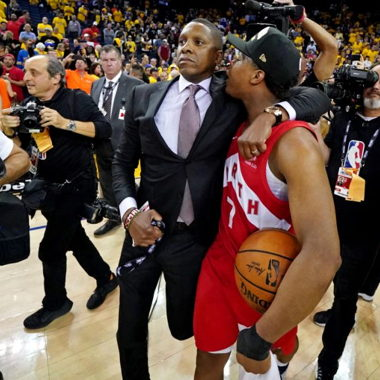 Image for Report: Deputy involved in alleged altercation with Masai Ujiri set to pursue lawsuit