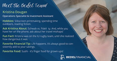 Meet Kristina Dougan | Bedel FinancialMeet Kristina Dougan | Bedel Financial