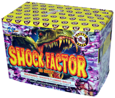 Image for Shock Factor 28 shot