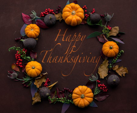 Image for Happy Thanksgiving