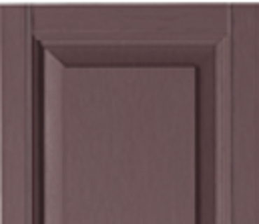 STANDARD RAISED PANEL SHUTTER - WINESTONE