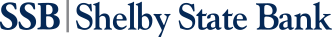 Logo for Shelby State Bank