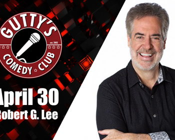 Robert G. Lee at Gutty's Comedy Club