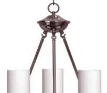 OPTIONAL FOYER OR MORNING ROOM LIGHT- RUSTIC BRONZE