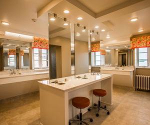 Bathroom, University of Wisconsin-Madison