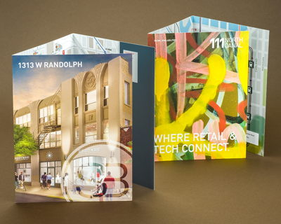Retail Space Brochures