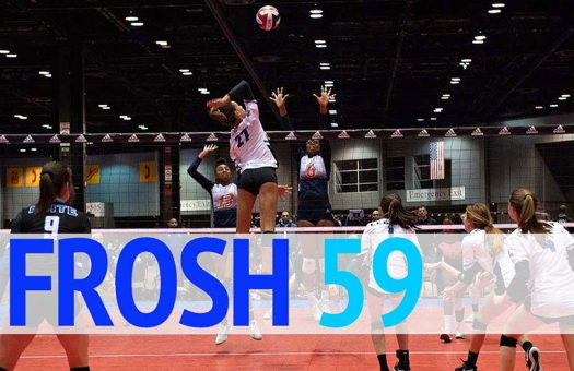 Image for Wilmot Selected to PrepVolleyball Frosh 59
