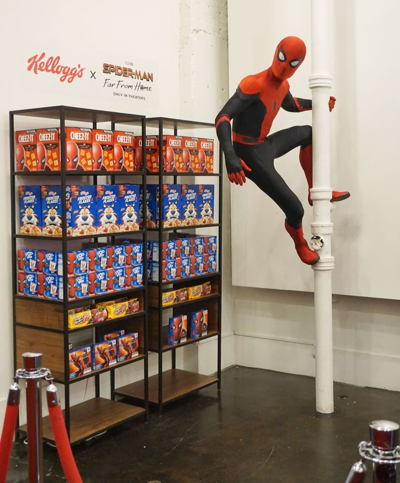Kellogg's Spider-Man