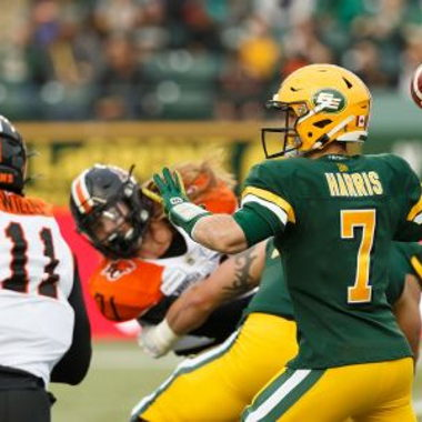 Image for MODDEJONGE: Hard to imagine a better start for the Eskimos