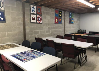 Gamers Cave event spaces