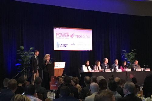 Image for IBJ Power Breakfast Technology 2018