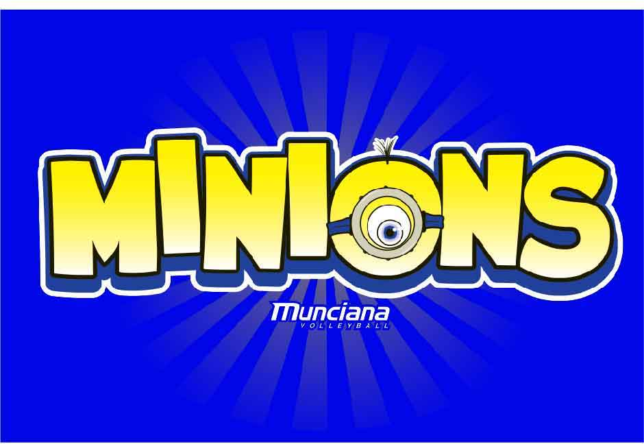 Logo for Minions