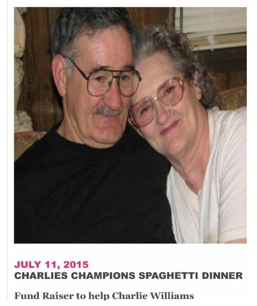 Image for Charlie's Champions Spaghetti Dinner