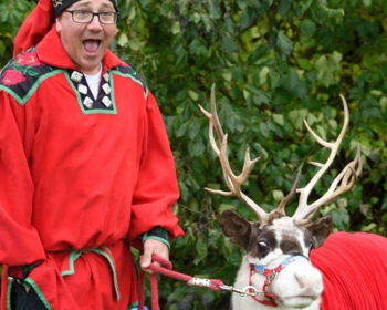Silly Safaris live reindeer and other animals
