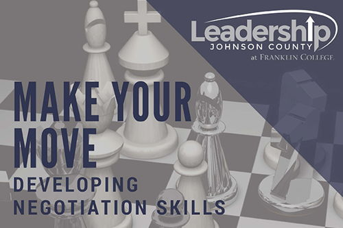 Image for Make Your Move, Developing Negotiating Skills