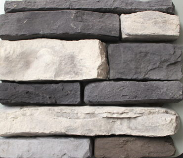 GRAPHITE - FIREPLACE STONE