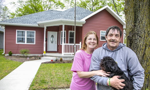 Moving Forward: Providing Home ownership and Improving Neighborhoods