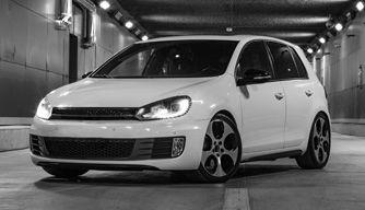 Volkswagen monochrome