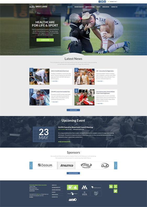 GLATA Homepage