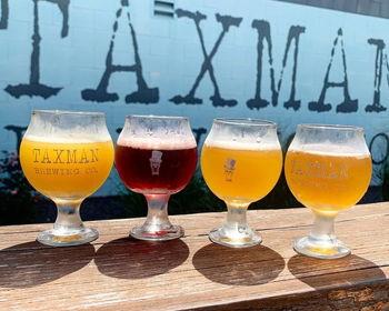 5th TAXMANniversary Beer Dinner