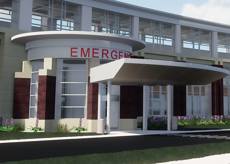 Image for New Emergency Department