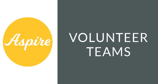 Image for Aspire Volunteer Opportunities:  Make a Difference and Build your Network