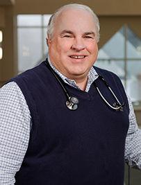 Headshot of Dr. Gerald Mader