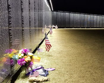 The Wall that Heals Motorcycle Ride