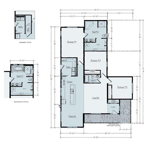 Floorplan of Tyler