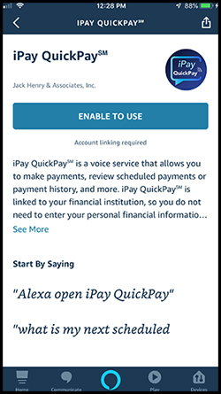 iPay QuickPay Mobile Set Up