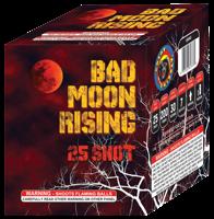 Image for Bad Moon Rising 25 SHOTS