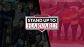 Image for Stand Up to Harvard