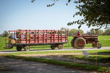 Kelsay Farms fall fun weekend