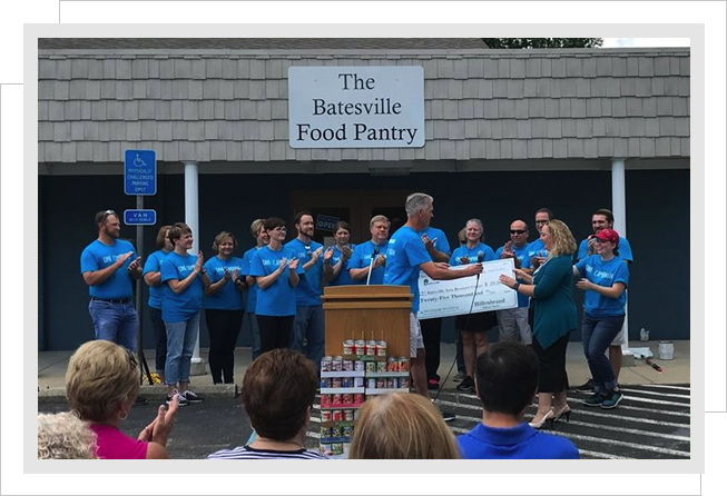Image of the Batesville Food Pantry