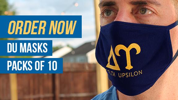 Order DU Masks for Your Chapter