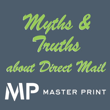 Image for By the Numbers: Myths and Truths About Direct Mail
