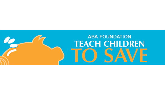 Image for Teach Children to Save