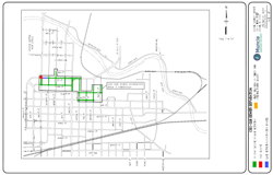 Construction Update for the Week of 4/30/18: Continued closure of Walnut & Wysor St Intersection & Continued Cowan Residential Project with Minimal Impacts