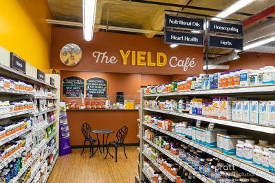Fruitful Yield Store Signage